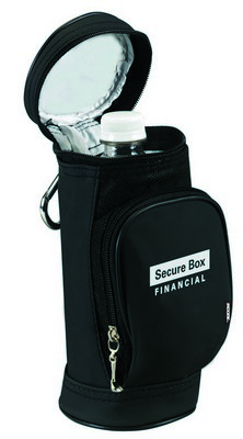 KOOZIE Golf Bag Water Bottle Cooler
