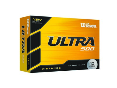 Wilson Ultra 500 Golf Ball Set
