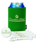 Picture of Collapsible KOOZIE Dlx Golf Event Kit - Wilson Ultra Ultimate Distance