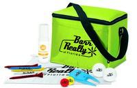 KOOZIE 6 Pack Kooler Golf Event Kit- Callaway Warbird 2.0