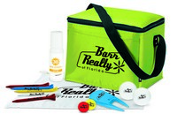 KOOZIE 6 Pack Kooler Golf Event Kit - Titleist DT Solo