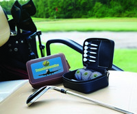 Zippered Golf Gift Kit- Callaway Warbird 2.0