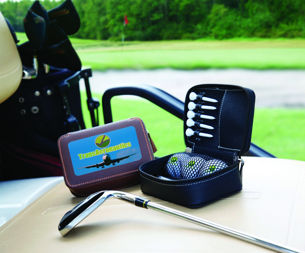 Picture of Zippered Golf Gift Kit- Callaway Warbird 2.0