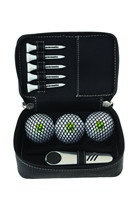 Zippered Golf Gift Kit- Callaway Warbird 2.0