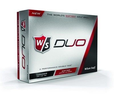 Wilson Staff Duo Golf Ball Set