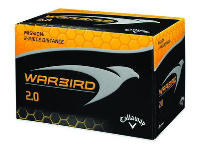 Callaway Warbird 2.0 Golf Ball Set