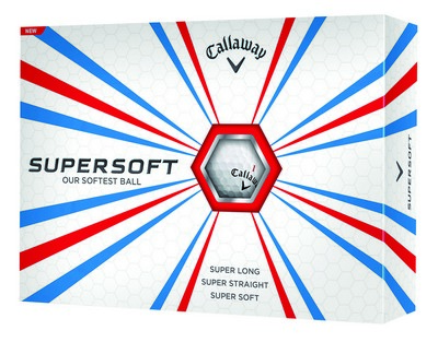 Callaway Super Soft Golf Ball Set