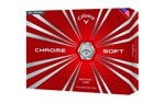 Picture of Callaway Chrome Soft 16 Golf Ball Set