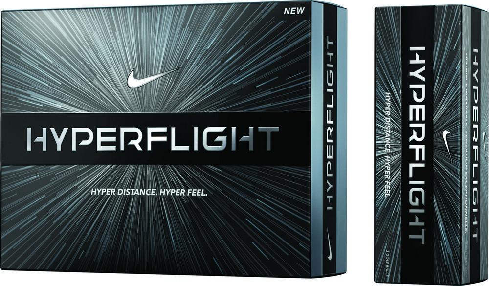 violencia A gran escala gancho  Personalized Nike Hyper Flight Golf Ball - Promotion Pros