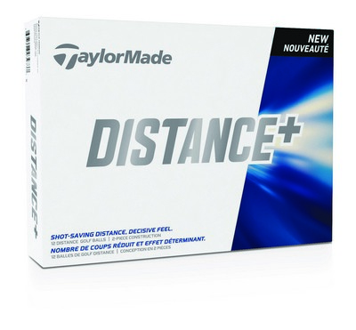 TaylorMade® Distance +