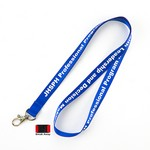 Picture of Nylon Lanyard with Lobster Claw & Break Away