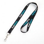 Picture of Polyester Lanyard with J Hook