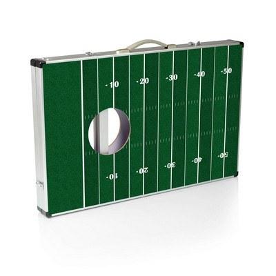 Portable Baen Bag Toss Travel Set - Football Edition