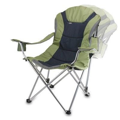Reclining Custom Camp Chair