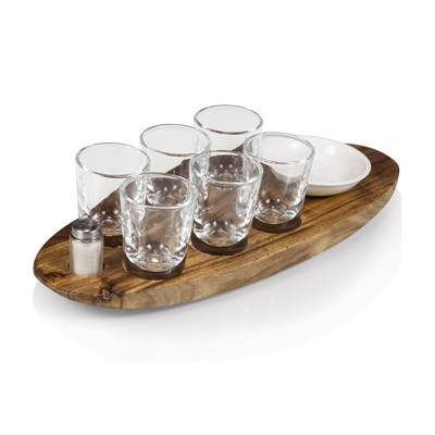 Personalised Cantinero Shot Serving Tray