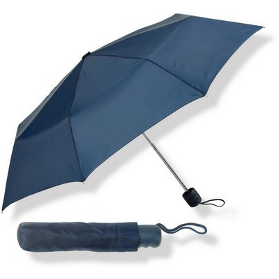"Super Mini 42"" Umbrella - Full Color Imprint"