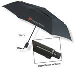Picture of Vented Executive Mini 43″ Umbrella - One Color Imprint