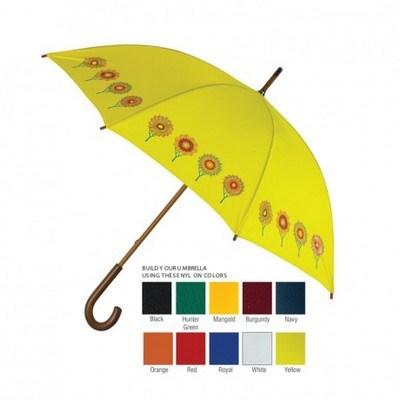 """Domestic 48"""" Fashion Umbrella"""