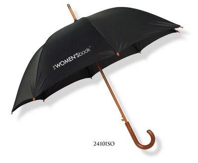 "The Hotel Fashion 48"" Umbrella - One Color Imprint"