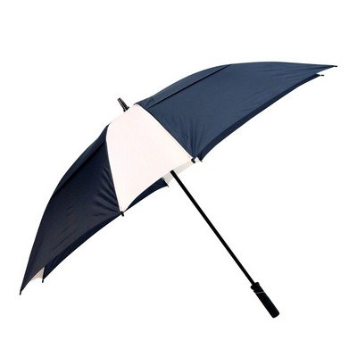 "The Cyclone Square 62"" Golf Umbrella - One Color Imprint"