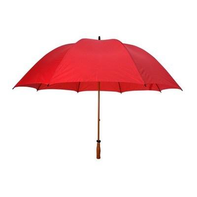 The Mulligan 64″ Golf Umbrella - One Color Imprint