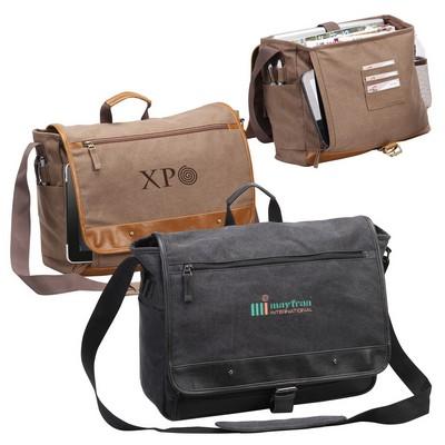 Tahoe Messenger Bag with Laptop Sleeve