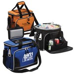Picture of 24 Pack Cooler with Tray and Bottle Opener