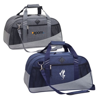Canvas Urban Duffel Bag