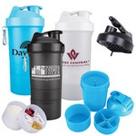 Picture of 20 oz SmartShake Original Compartment Fitness Shaker