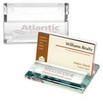 Picture of Atrium Glass Business Card Holder