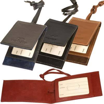 Voyager Barclay Magnetic Luggage Tag Set