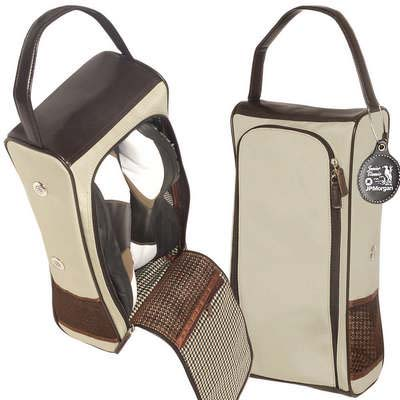 Woodbury Golf Shoe Carrying Case