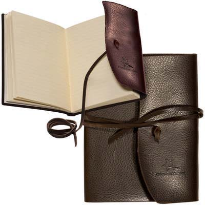 Americana Leather Wrapped Journal