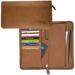 Picture of Hoboken Zip-Around Document Holder