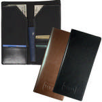 Picture of Liberty Leather Travel Wallet