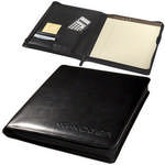 Picture of Zippered Leather Magnetic Photo Portfolio