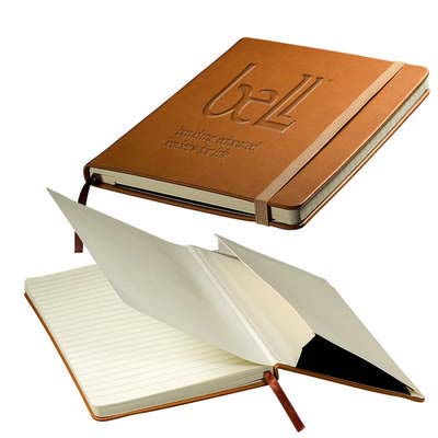 Tuscany Faux Leather Journal