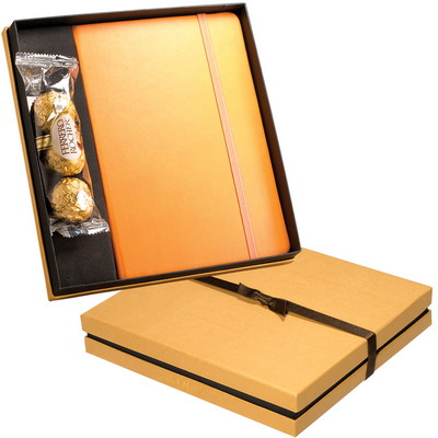 Ferrero Rocher Chocolates and Tuscany Journal Gift Set