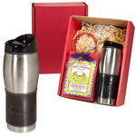 Picture of Empire Leather-Stainless Tumbler & Hot Cocoa Set