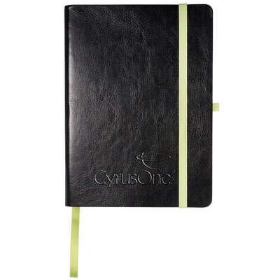 Large Venezia Faux Leather Journal