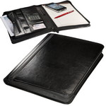 Picture of Alpha Zip-Around Portfolio with Tablet Case and Calculator