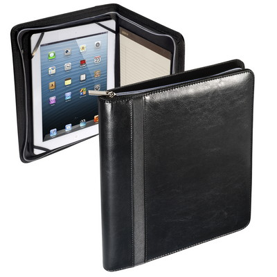 Alpha Zippered Tablet Portfolio