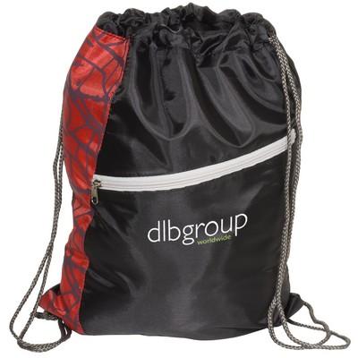 String A Sling Designer Backpack