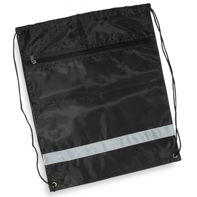Zippered String-A-Sling Backpack