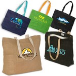 Picture of Eco-Green Jute Tote