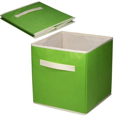 Folding Non-Woven Storage Bin