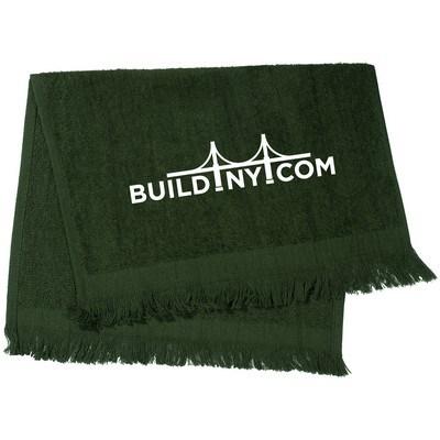 Velour Sport Towel