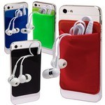 Picture of Mobile Device Pocket & Earbuds Set