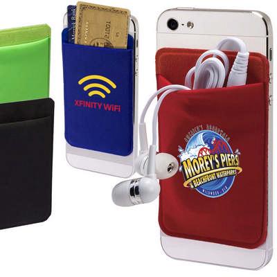 Lycra Mobile Device Pocket