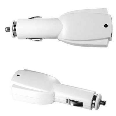 Rocket Dual Usb Car Charger